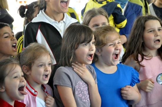 23 Nisan Fantorya Çocuk Şenliği