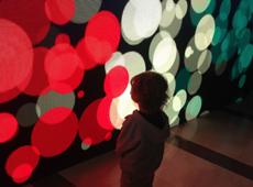 Etkileşimli LED Duvar