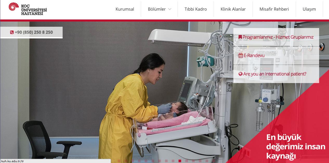 Koç Üniversitesi Hastanesi