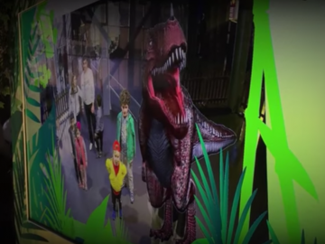 Dinozorlar Aramızda – Kocaeli Bilim Merkezi Çocuk Şenliği
